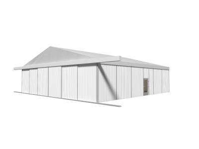 RÖDER AERO hangar system