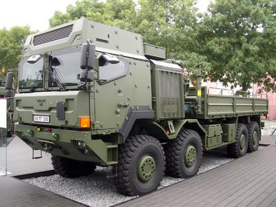Major order from Scandinavia: Rheinmetall to supply Norway with new fleet of military trucks