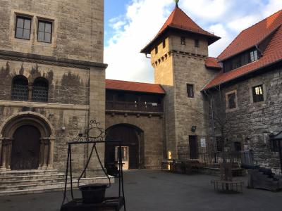 Die Veste Wachsenburg wird Austragungsort des BHKW-Grundlagenseminars