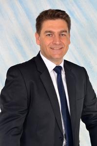 Adriano Garcia, Business Development Manager, WKTS Brasilien