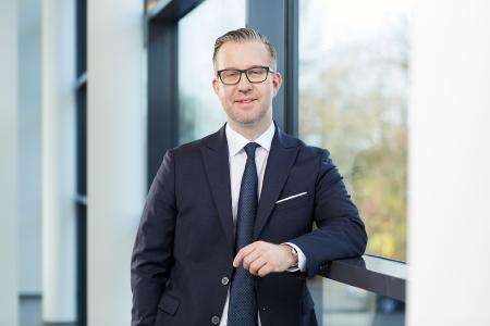 Tomislav Jagar, Geschäftsführer Vertrieb bei GEZE (Foto : GEZE GmbH)