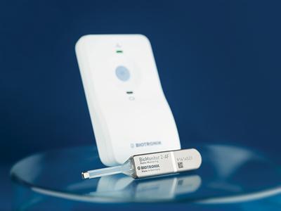 BIOTRONIK BioMonitor 2 AF und Remote Assistant Press