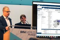 BIM World 2019 - Vortrag von Alex Mohr-Miesler und Christian Gold - IFC im Ausschreibungsprozess