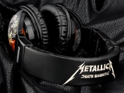 Eine Partnerschaft, die Fans von Skullcandy und Metallica begeistert