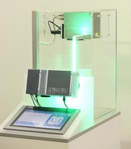 Integrierte Maschinensteuerung für Laseranlagen von Siemens und SCANLAB