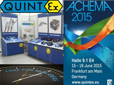 ACHEMA invitation 2015