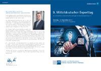 [PDF] Pressemitteilung: Bürokratische Hürden für das mitteldeutsche Exportgeschäft
