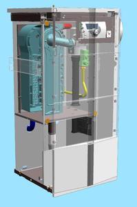Gasbrennwert Standkessel von OERTLI  4-115 kW