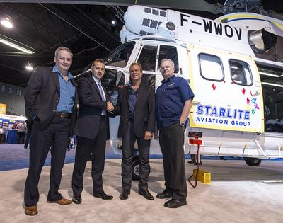Airbus Helicopters' new AS332 C1e is ready for duty