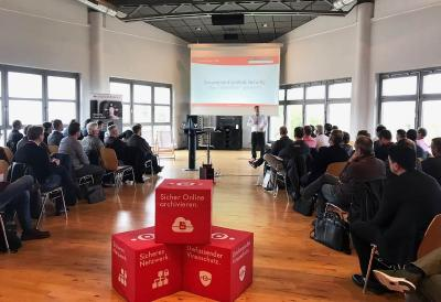 Securepoint Roadtour: Hand in Hand mit dem Channel