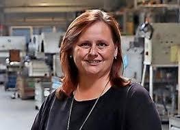 Dana Minor, seit August 2020 geschäftsführende Gesellschafterin der HZD – Druckguss Havelland GmbH / Bildquelle: Initiative ZINK/HZD