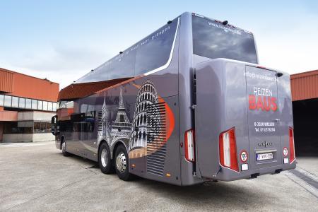 Der schönste Bus 2019