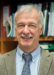 Prof. Dr. Norbert Franz / Foto: Karla Fritze