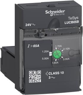 TeSys U von Schneider Electric mit erweiterten Funktionen erhältlich