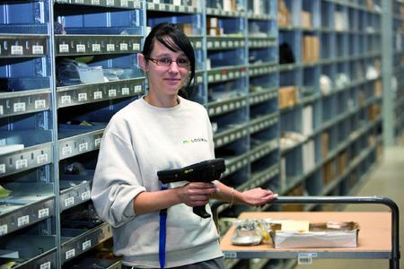 Logwin betreibt innovatives Automotive-Center