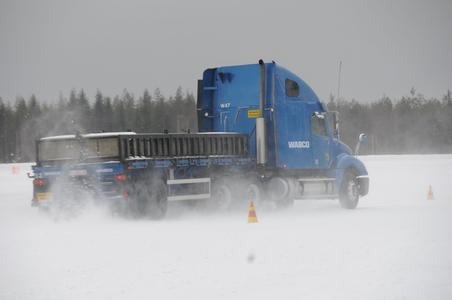 WABCO Winter Testing