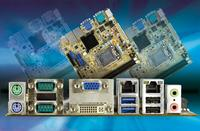Industrie Computer Boards mit 4. Generation Intel® Core™ CPUs und Intel® Q87 Chipsatz !
