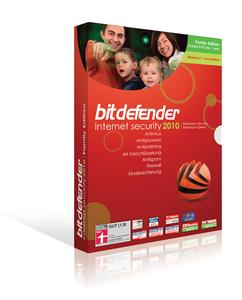 BitDefender Internet Security 2010 Family Edition