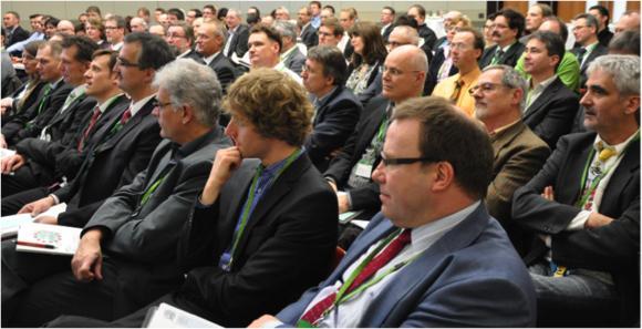 Teilnehmer auf der Six Sigma Fachkonferenz 2012