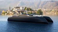 New boat brand Voltaire Electric Yachts launches and reveals its first all-electric power boat