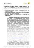 [PDF] Pressemitteilung: Cubeware Cockpit V6pro FREE LIMITED ab sofort für SAP BW-Nutzer kostenfrei erhältlich