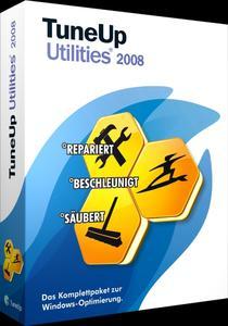 """TuneUp Utilities 2008 ist noch intuitiver als die Vorgänger-Versionen. In den Rubriken """"Leistung steigern"""", """"Speicherplatz gewinnen"""", """"1-Klick-Wartung"""", """"Probleme lösen"""" und """"Windows anpassen"""" finden Windows-Nutzer viele praktische Helfer."""