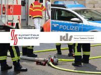 Einsatzleittechnik für Feuerwehr, Rettungsdienst und Polizei