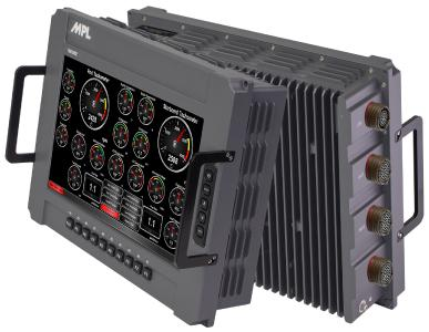 TRICOR12 Rugged Embedded 12.1 inch Panel Computer