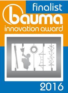 Die Genius Cab ist für den BAUMA-Innovationsüreis nominiert und befindet sich unter den Finalisten