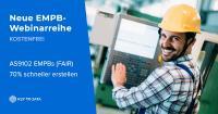 Wie werden ich AS9102 Erstmusterpruefberichte (FAIR) mit der EMPB-Software InspectionXpert erstellt