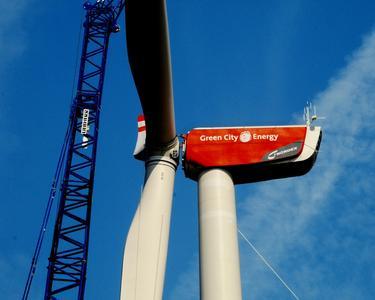 Green City Energy veräußert Windpark Velburg an Spezial-AIF