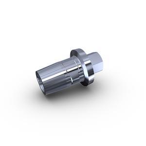 Die Thommen Titanbasis ermöglicht individualisierte CAD/CAM-Versorgungen auf Thommen Implantaten