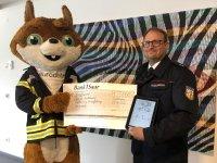 eurodata unterstützt die Digitalisierung der Kleinblittersdorfer Feuerwehr