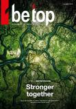 "New forms of collaboration: ""be top"" now also available as an online magazine"