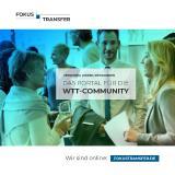 FokusTransfer - Das neue Portal für die WTT-Community ist online