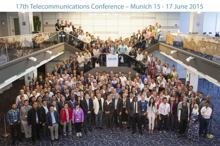 Gruppenbild SIGOS Konferenz 2015