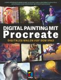 Neues Kreativ-Buch:  »Digital Painting mit Procreate«