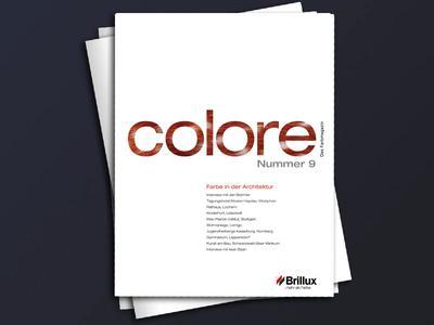 colore Nummer 9: Faszinierende Architekturprojekte