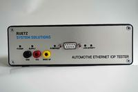 RUETZ SYSTEM SOLUTIONS Tests ECUs for Interoperability