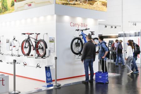 CARAVAN Salon 2020 in Düsseldorf - Foto © Messe Düsseldorf/ctillmann