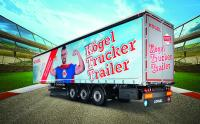 Kögel unveils the new Kögel trucker trailer at IAA Commercial Vehicles 2018