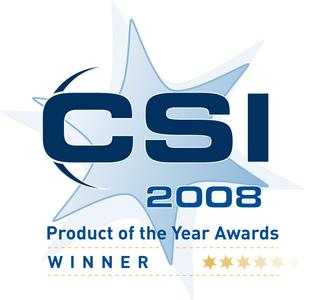 CSI Award Winner