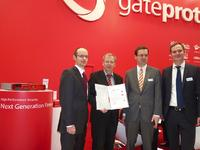 Looking Back at the CeBIT: EAL4+ Certificate, Successful Business and 2570 Euro for Charity