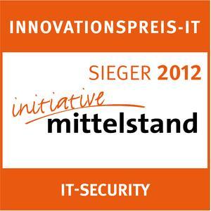 Password Safe Enterprise gewinnt Innovationspreis-IT 2012