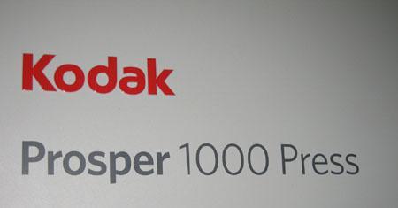 Kodak Prosper 1000 logo