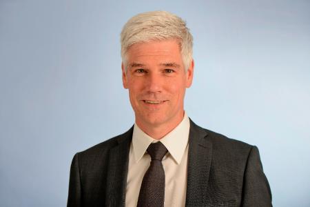 Dipl.-Wirt.-Ing. Tobias Hain, Geschäftsführer Industrieverband Massivumformung e. V.
