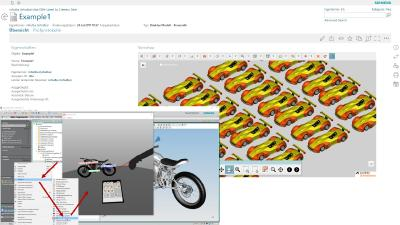 KISTERS 3DViewStation Integrated with Siemens TeamCenter Engineering and ActiveWorkspace