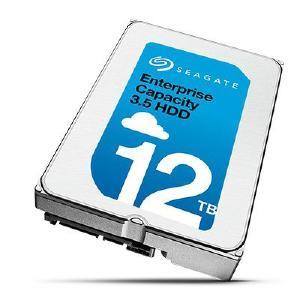Die Enterprise Capacity 3.5 HDD bringt es mit ihren 7200 Umdrehungen auf die volle Leistungsfähigkeit.