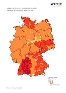 Eine Übersicht der Sparpotenziale in den zehn größten Städten Deutschlands
