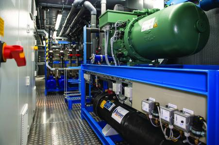 Die Kältetechnik birgt ein riesiges Energiesparpotenzial für die Kunststoffproduktion.
